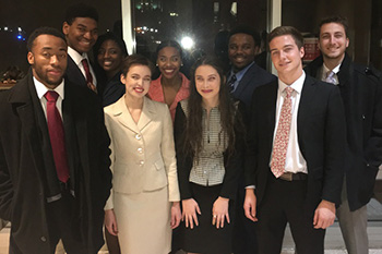 WKU Forensics Team finishes semester at Ohio State tournament