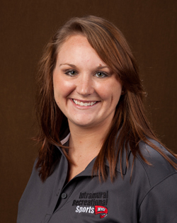 WKU graduate student honored by National Intramural-Recreational Sports Association