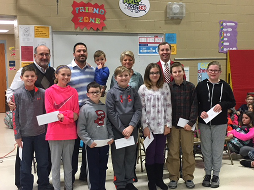 8 Cumberland Trace students awarded Rzepka scholarships