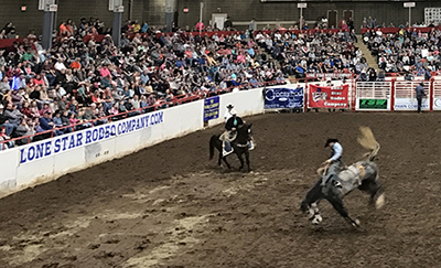 Lone Star Rodeo Feb. 9-11 at WKU's Ag Expo Center