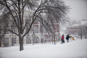 2018 Winter Weather Communications Plan