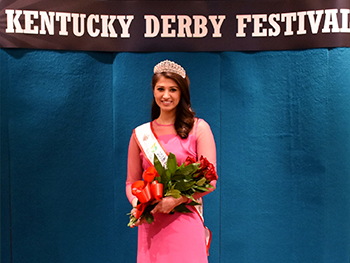 WKU senior selected as 2018 Kentucky Derby Festival Princess