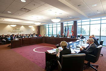 Board of Regents to hold committee meetings Jan. 26