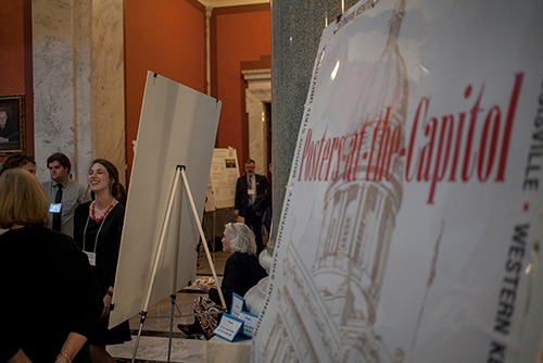 Students to present research at 2018 Posters-at-the-Capitol