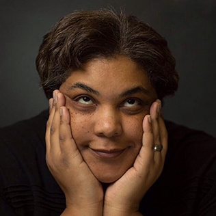 Author of Difficult Women, Roxane Gay speaks at Van Meter Hall on 2/8