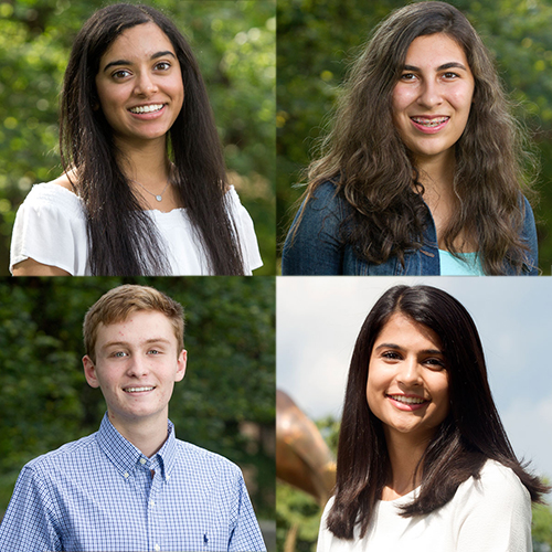 4 Gatton Academy Students Receive Scholastic Art & Writing Awards