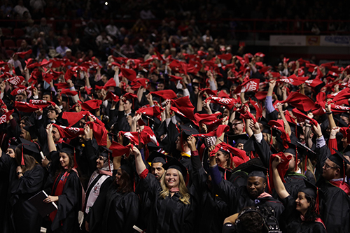 WKU planning two-day celebration for 2018 Spring Commencement