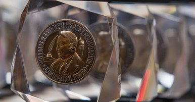 4 WKU students honored in Hearst writing, multimedia competitions