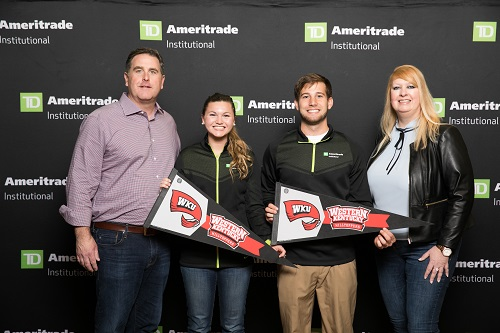 Students Attend TD Ameritrade National LINC Conference