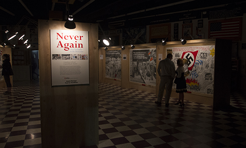 Holocaust mural exhibit to open March 1 at National Corvette Museum