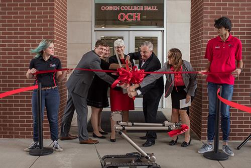 WKU dedicates Ogden College Hall