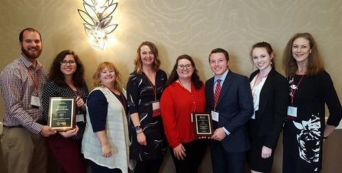 GFCB Entrepreneurship Students and Faculty Win Awards
