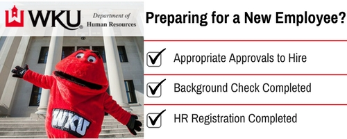 HR Registration Dates