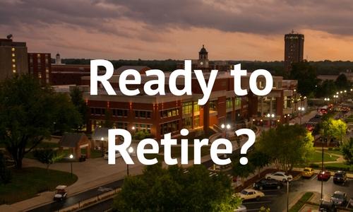 Retiring June 30th?