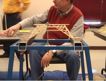 23rd Annual Regional Bridge Building Championships set for March 3