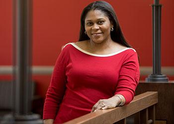 Black History Month Salute: Monica Burke