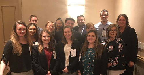 WKU Students Gain Education and Networking at Long Term Care Conference