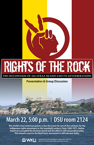 WKU student & CCSJ to host 'Rights of the Rock' presentation on March 22