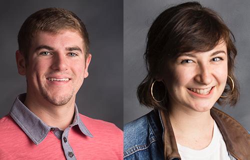 Editors selected for College Heights Herald, Talisman