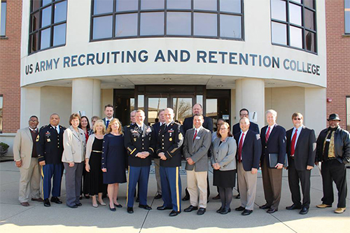 WKU Partners with Ft. Knox U.S. Army Recruiting and Retention College (USAREC)