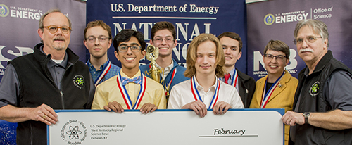 The Gatton Academy Advances to 2018 Science Bowl for the 4th Consecutive Year