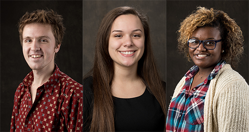 WKU students recognized by Gilman International Scholarship Program