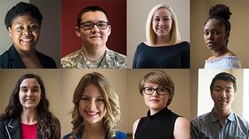 8 WKU students recognized by Gilman International Scholarship Program