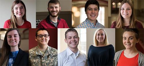 9 WKU students recognized by Critical Language Scholarship Program