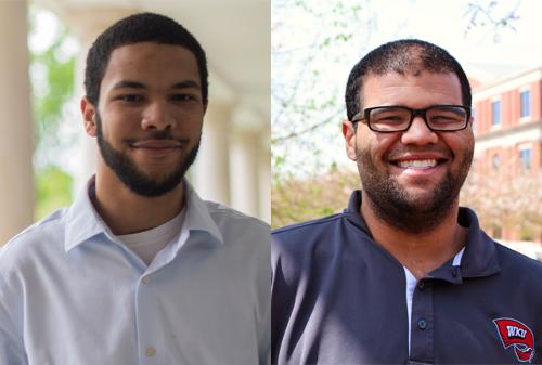 Grace, Richardson first WKU students selected as Rangel Scholars