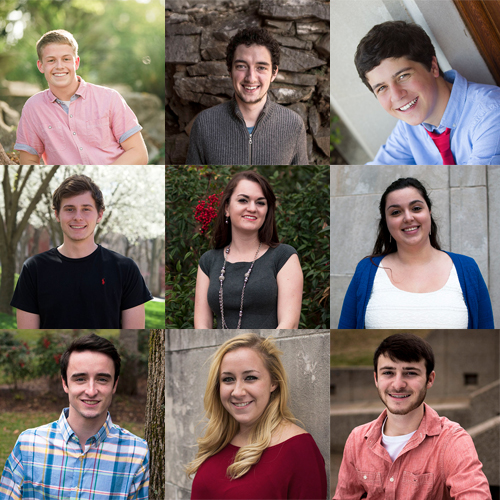 9 WKU students recognized by Critical Language Scholarship Program