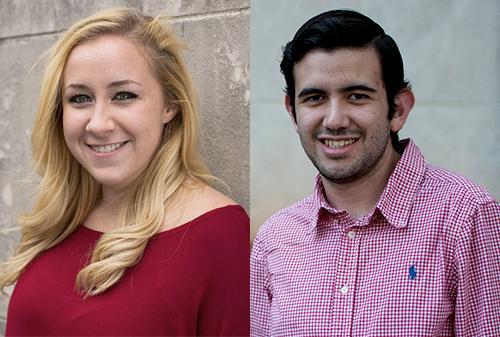 2 WKU students named Freeman-AISA Scholars