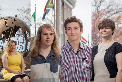 4 Gatton Academy students receive State Department language scholarships