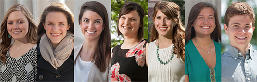 7 WKU students honored by Fulbright Program