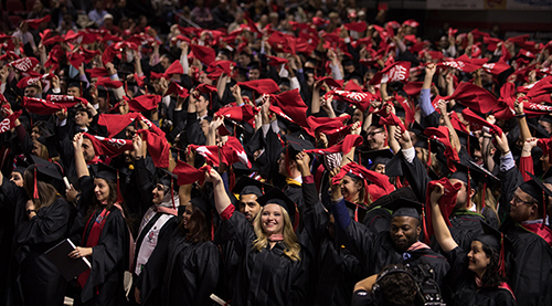 183rd Commencement: WKU to confer nearly 3,300 degrees at May 11 ceremony