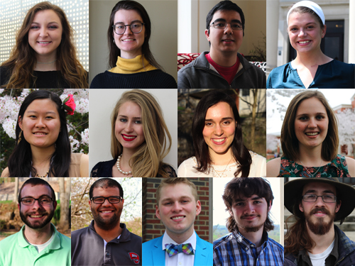 Record 11 WKU students awarded Critical Language Scholarships
