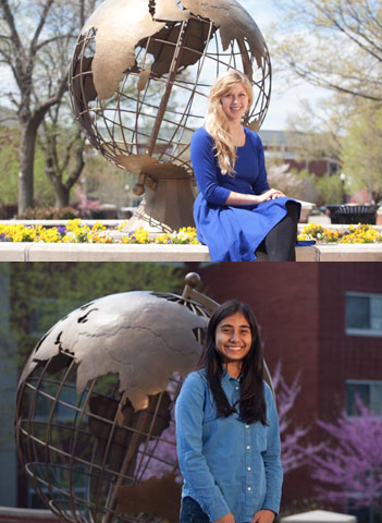 2 Gatton Academy students win State Department scholarships