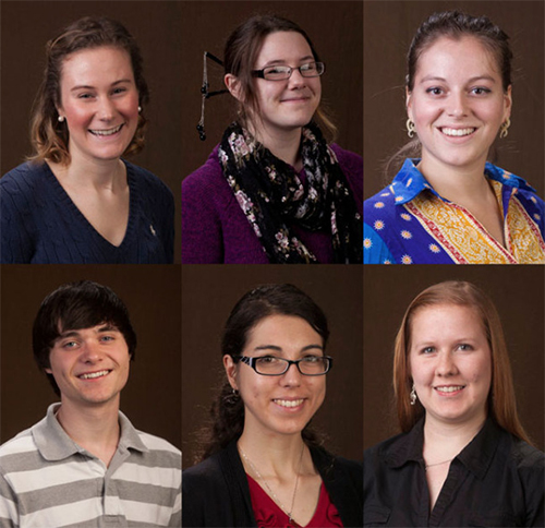 Record 6 WKU students awarded Critical Language Scholarships