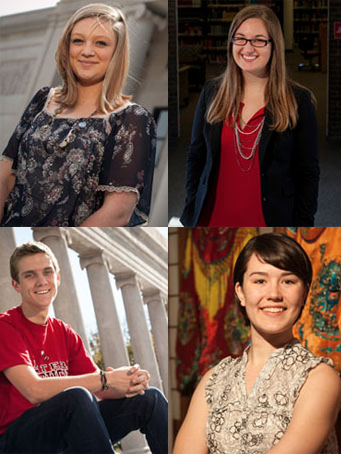 4 Chinese Flagship students earn Critical Language Scholarship