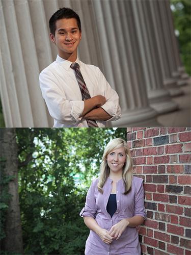 2 WKU graduates awarded Fulbright grants to study abroad