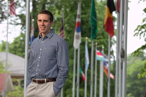 WKU grad receives Princeton in Asia Fellowship