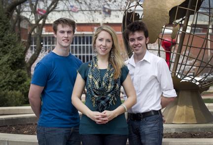 3 WKU students awarded prestigious Critical Language Scholarships