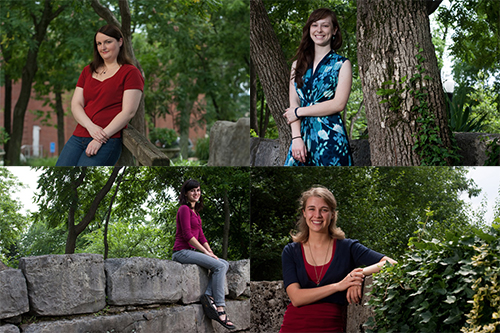 Four WKU graduates receive Fulbright awards