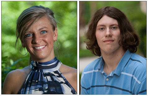 2 WKU students awarded Department of Defense SMART Scholarships