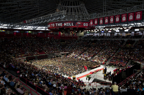 WKU's academic colleges recognize graduates, top students