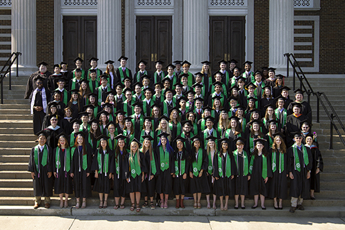 88 Students Graduate in The Gatton Academy's Eleventh Class