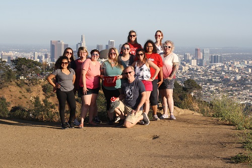WKU Students Participate in Inaugural Study Away LA Program