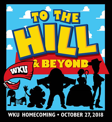 'To the Hill and Beyond' theme announced for Homecoming 2018