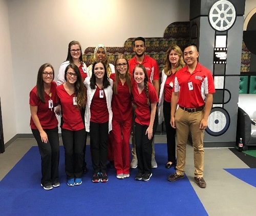 WKU Nursing Students Successfully Participated in VESNIP
