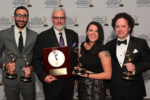 WKU PBS wins Emmy Awards for 'Lost River Sessions'; Brinkley honored
