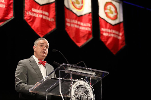 Guided by strategic plan, WKU ready to move forward